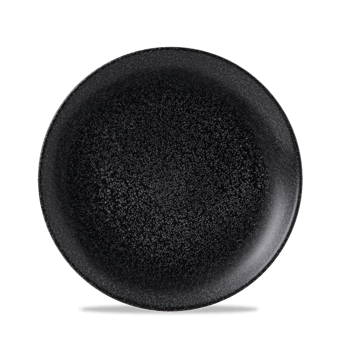 Dudson Evo Origins Midnight Black coupe bord 21,7 cm
