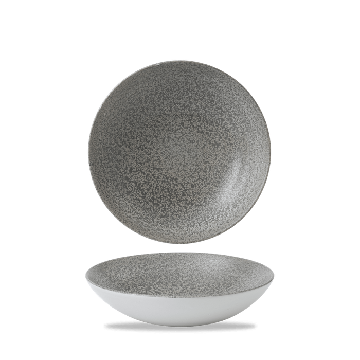 Dudson Evo Origins Natural Grey coupe bowl 18,2 cm