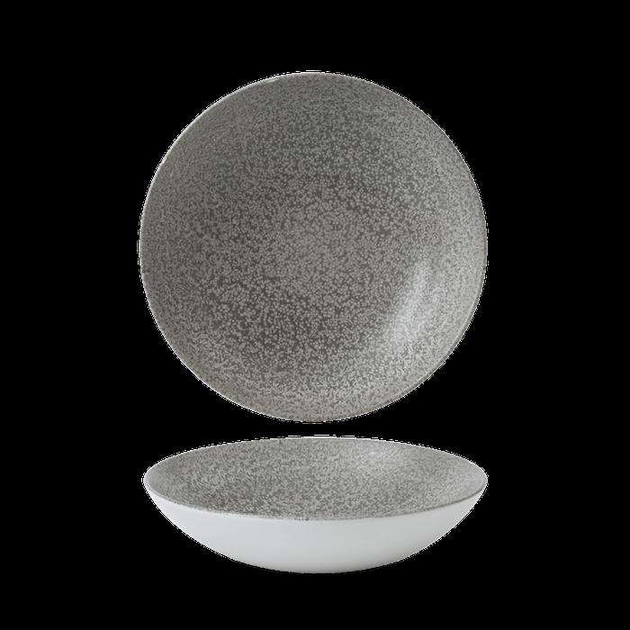 Dudson Evo Origins Natural Grey coupe bowl 24,8 cm