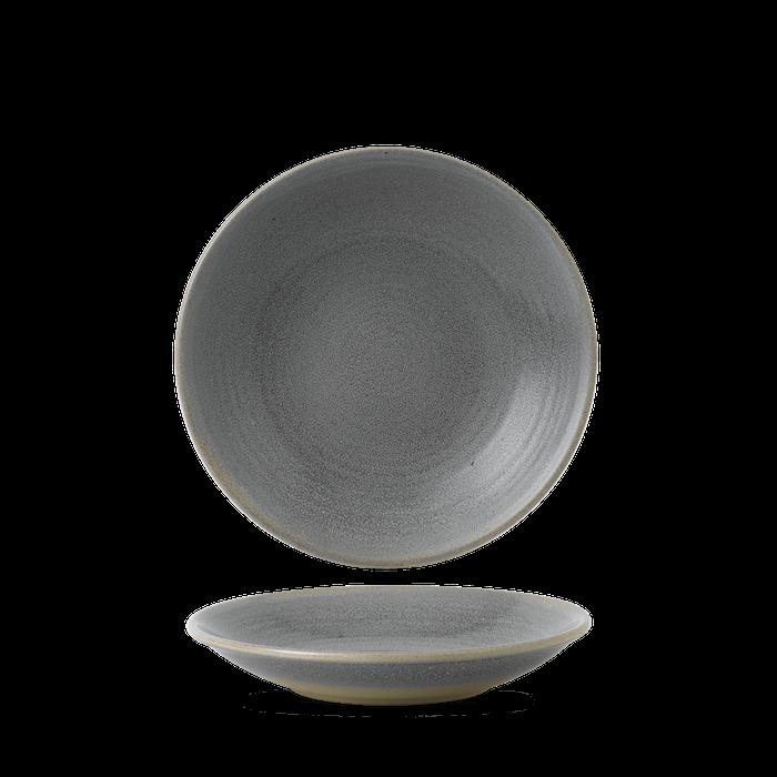Dudson Evo Granite diep coupe bord 24,3 cm