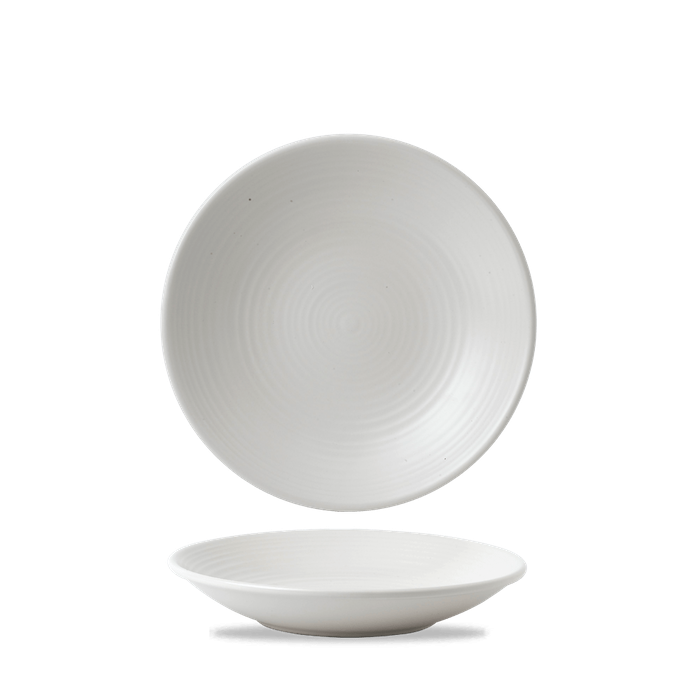 Dudson Evo Pearl diep coupe bord 24,3 cm