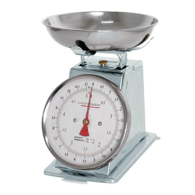 Weight Station weegschaal 5 kg in 20 grams stappen