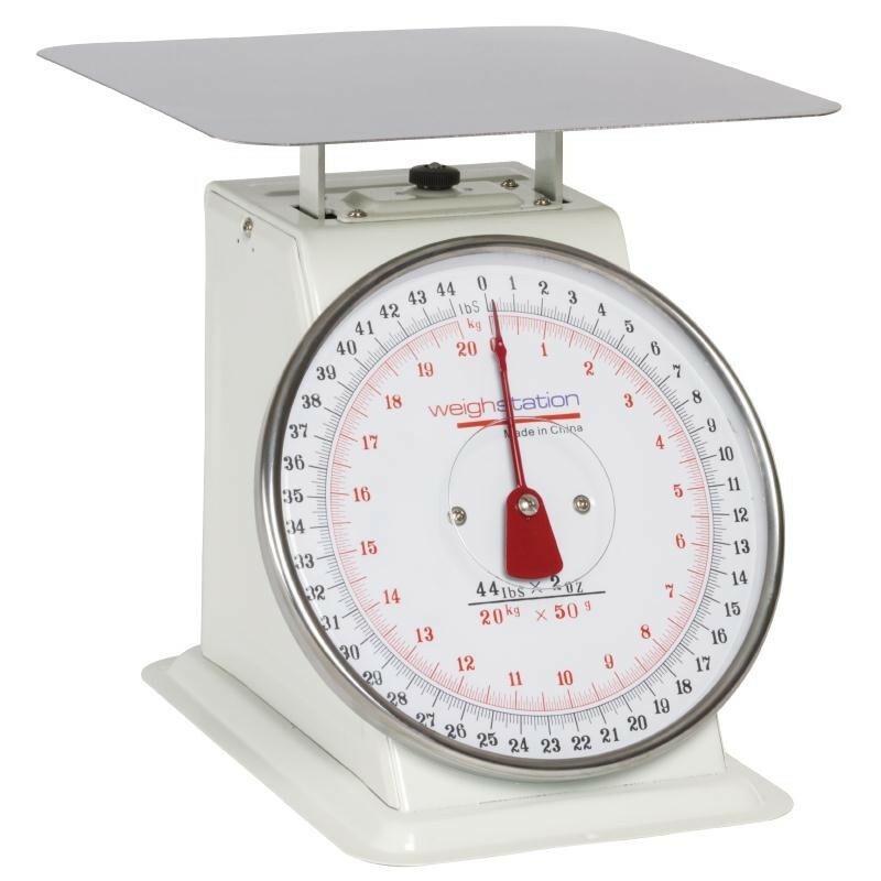 Weight Station weegschaal 20 kg in 50 grams stappen