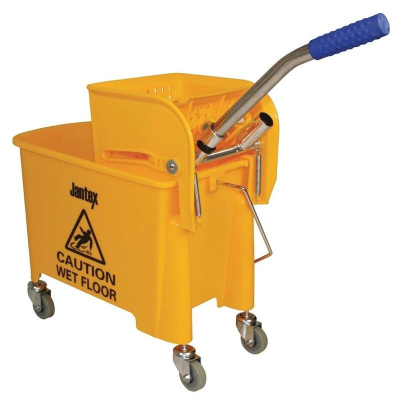 Jantex mopemmer geel 20 Ltr