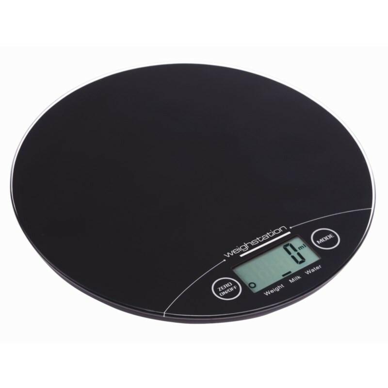 Weight Station elektronische weegschaal 5kg in 1 grams stappen