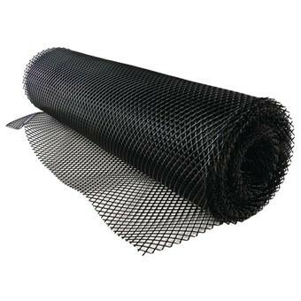 bar liner zwart op rol van 10 meter