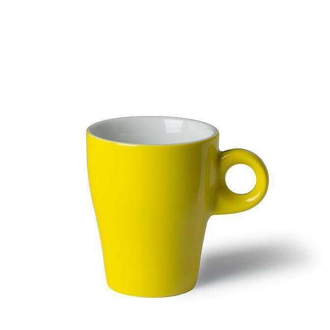 Langenthal Gino koffiekop 19 cl hoog geel