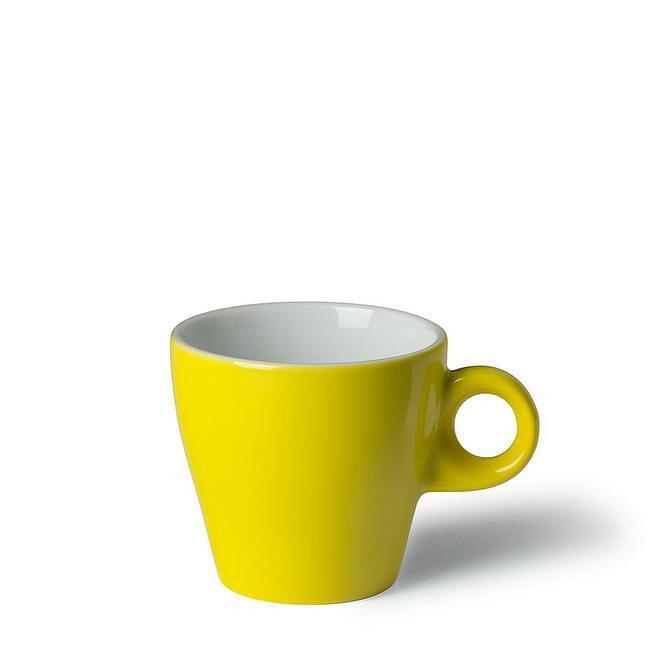Langenthal Gino koffiekop 18 cl laag geel