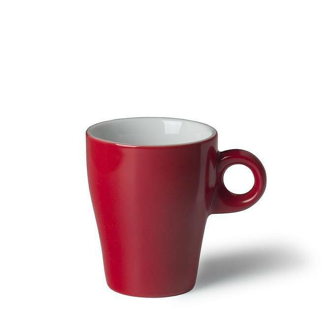 Langenthal Gino koffiekop 19 cl hoog rood
