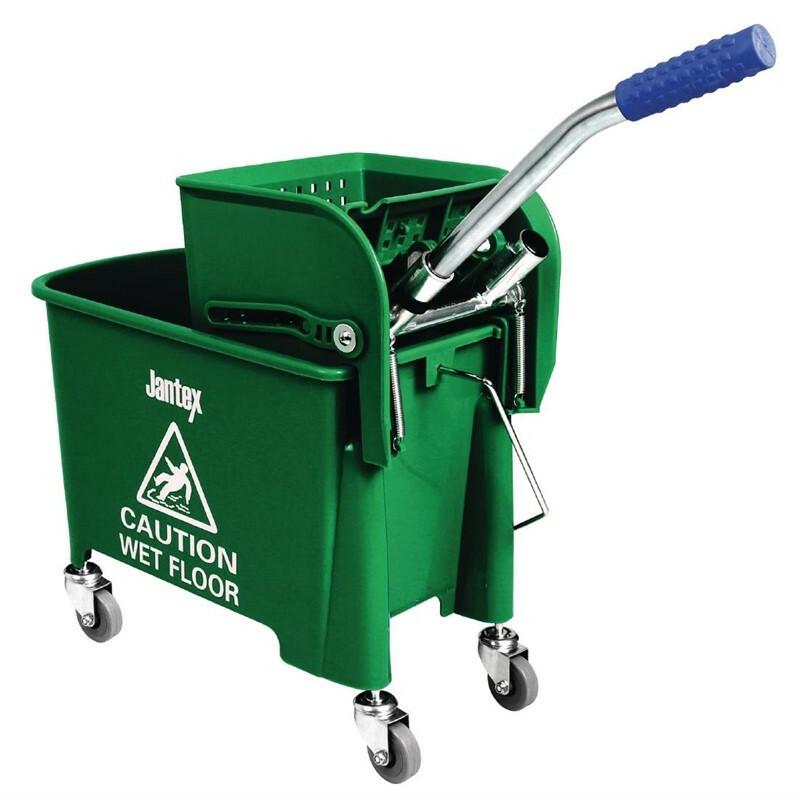 Jantex mopemmer groen 20 Ltr