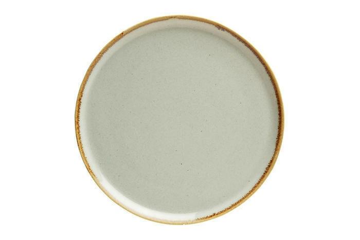 Porland Seasons Grey extra plat bord 28 cm