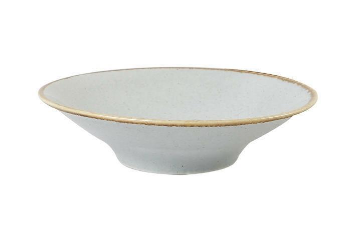 Porland Seasons Grey coupe bowl  20 cm