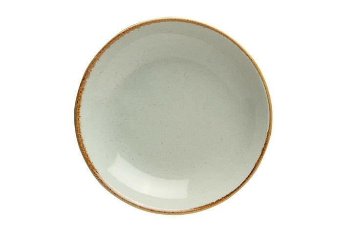 Porland Seasons Grey coupe bord diep 21 cm