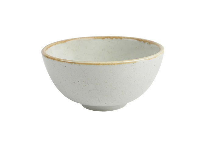 Porland Seasons Grey bowl 13 cm 33,5 cl