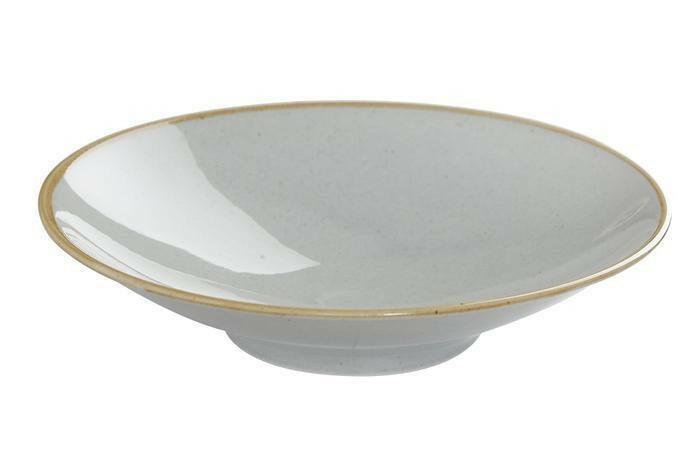 Porland Seasons Grey coupe bowl  26 cm