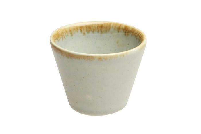 Porland Seasons Grey bowl conisch 6 cm 4,7 cl