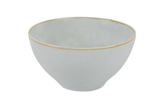 Porland Seasons Grey bowl 16 cm 77 cl