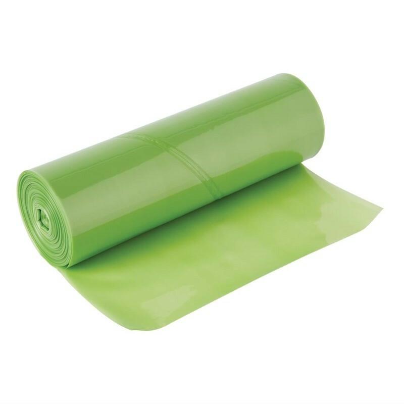 Schneider wegwerpspuitzakken 47 cm groen DOOS 100