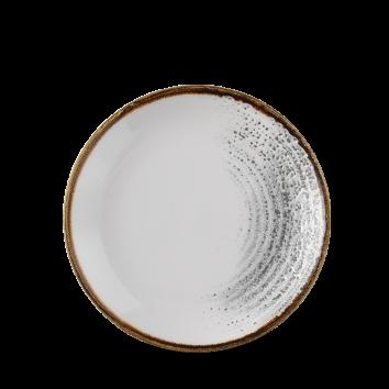 Studio Prints Raku Jasper Grey Accents coupe bord 16,5 cm