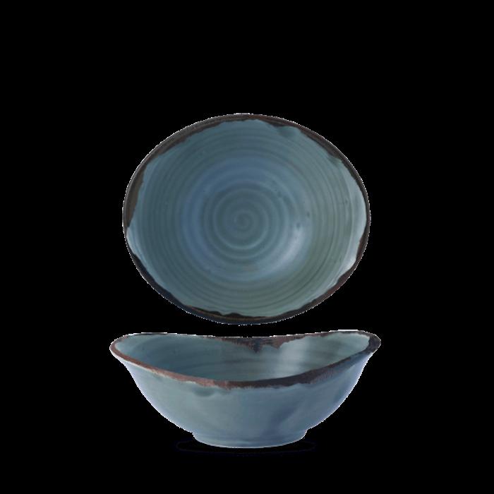 Dudson Harvest Blue bowl 19,9 x 16,8 cm