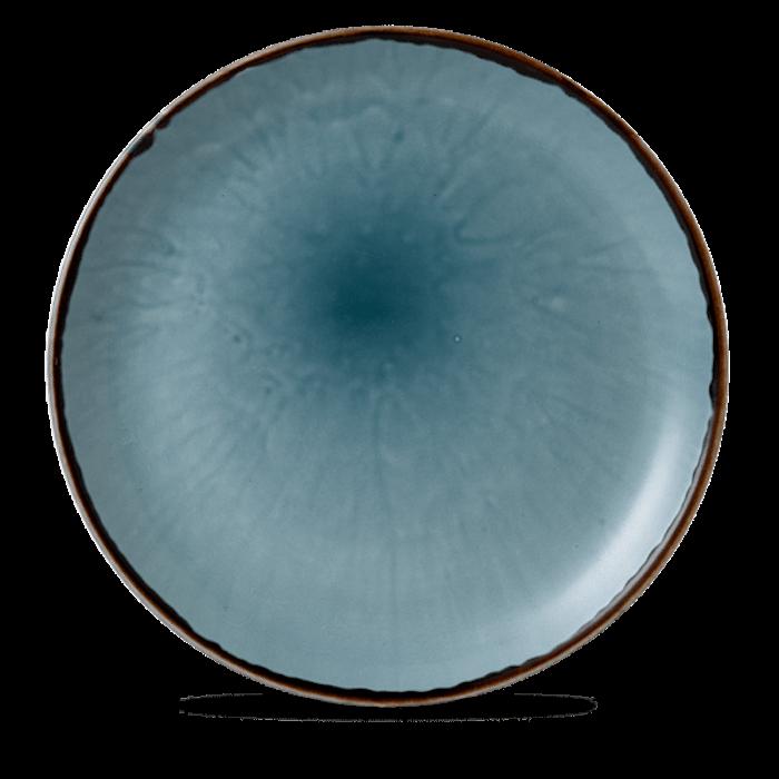 Dudson Harvest Blue coupe bord 26 cm