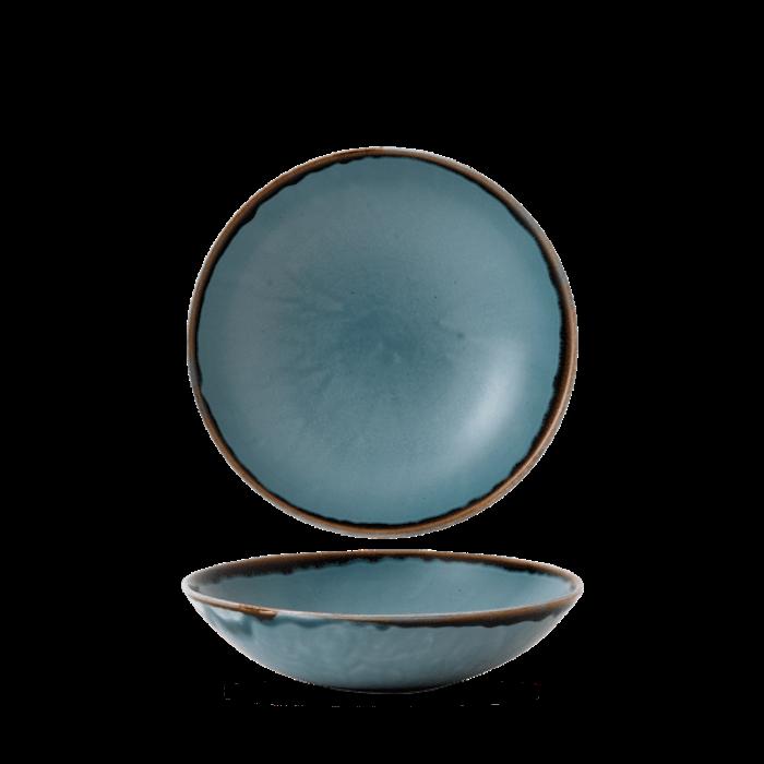 Dudson Harvest Blue coupe bowl 18,2 cm