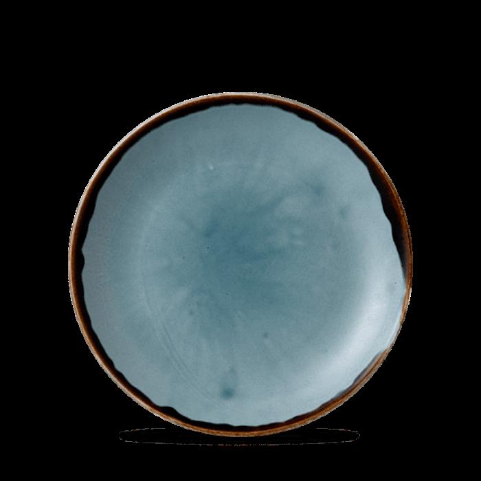 Dudson Harvest Blue coupe bord 16,5 cm