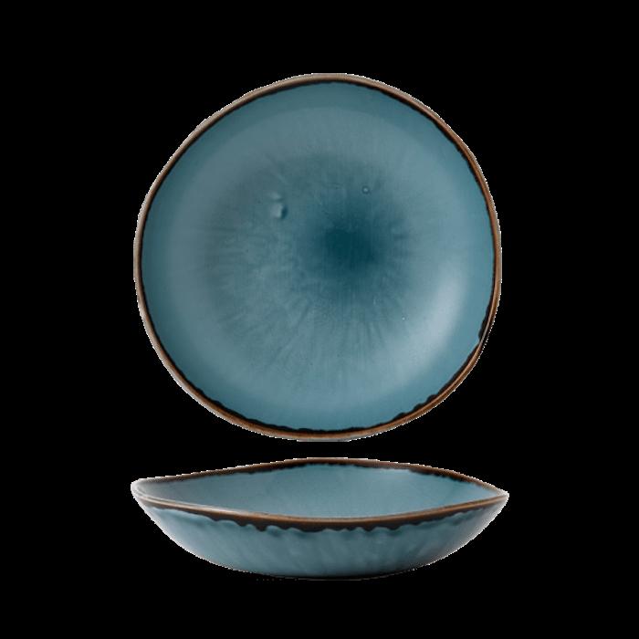 Dudson Harvest Blue organic bowl 25,3 cm