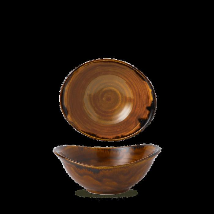 Dudson Harvest Brown bowl 19,9 x 16,8 cm
