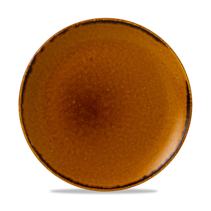 Dudson Harvest Brown coupe bord 26 cm
