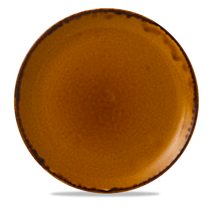 Dudson Harvest Brown coupe bord 28,8 cm