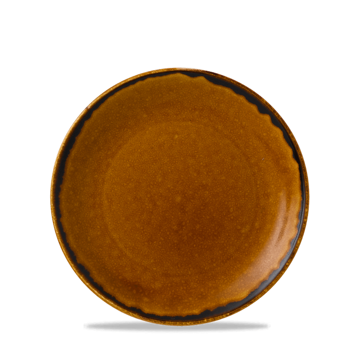 Dudson Harvest Brown coupe bord 16,5 cm