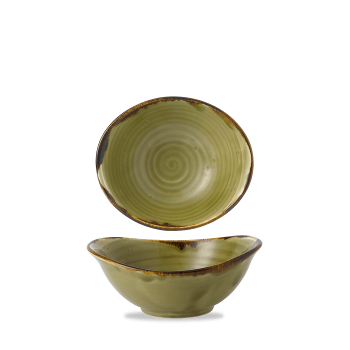 Dudson Harvest Green bowl 17,4 x 14,7 cm