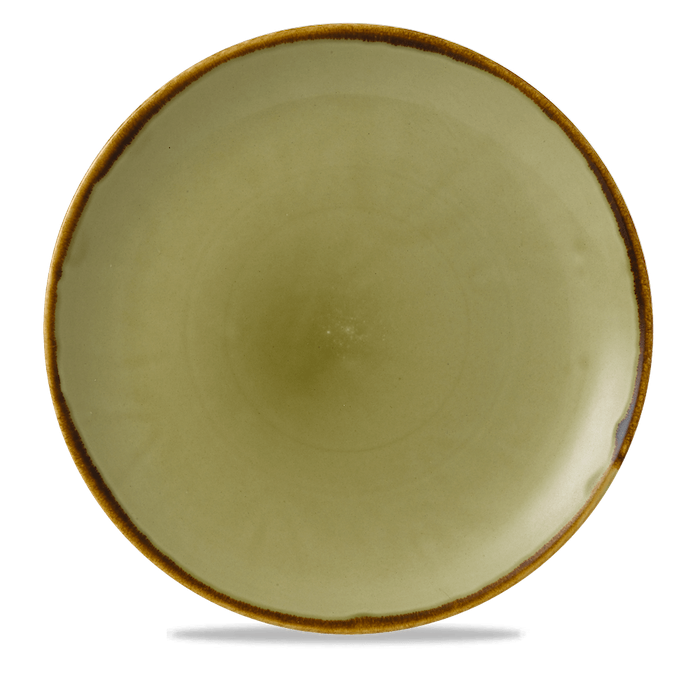 Dudson Harvest Green coupe bord 28,8 cm