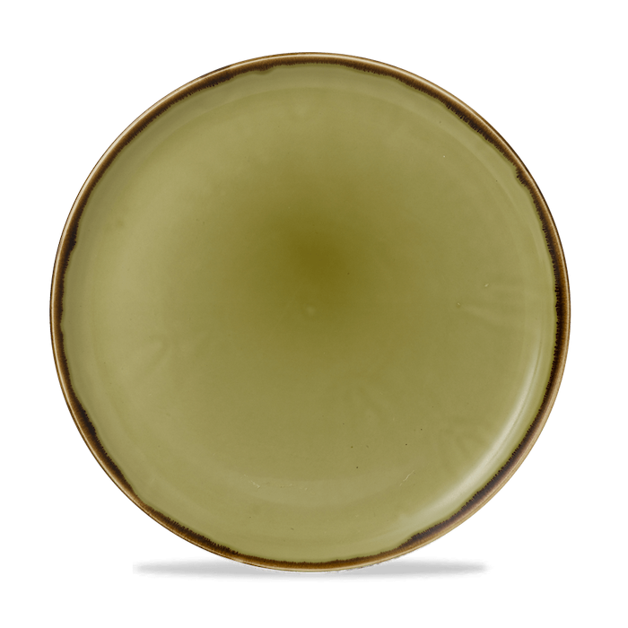 Dudson Harvest Green coupe bord 32,4 cm