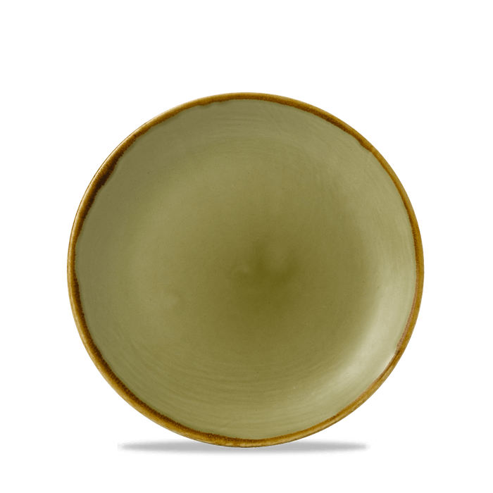 Dudson Harvest Green coupe bord 16,5 cm