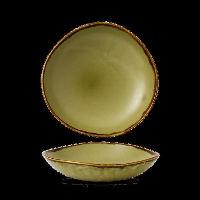 Dudson Harvest Green organic bowl 25,3 cm