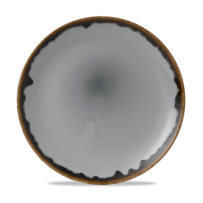 Dudson Harvest Grey coupe bord 26 cm