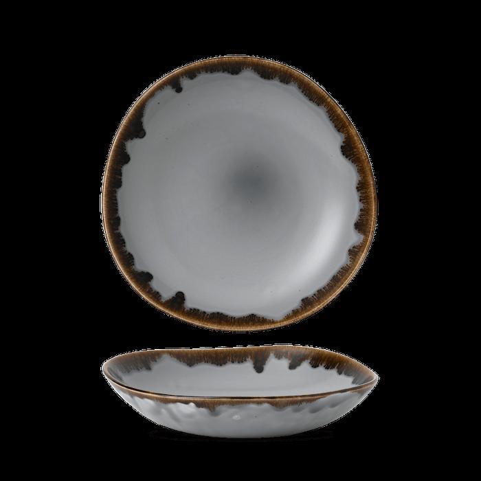 Dudson Harvest Grey organic bowl 25,3 cm