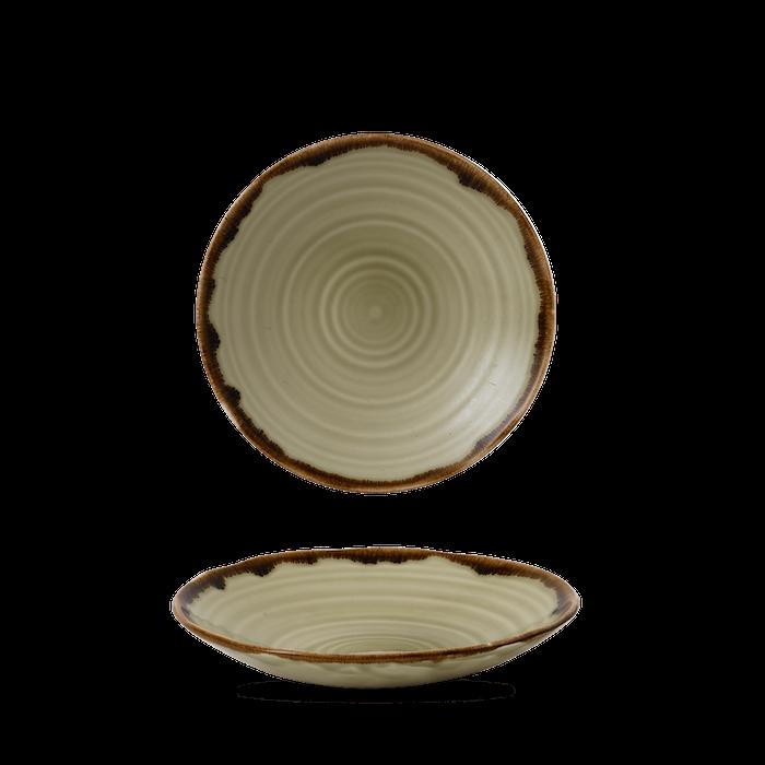 Dudson Harvest Linen organic coupe bowl 15 cm