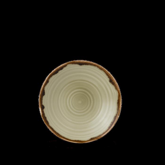 Dudson Harvest Linen organic coupe bord 16,4 cm