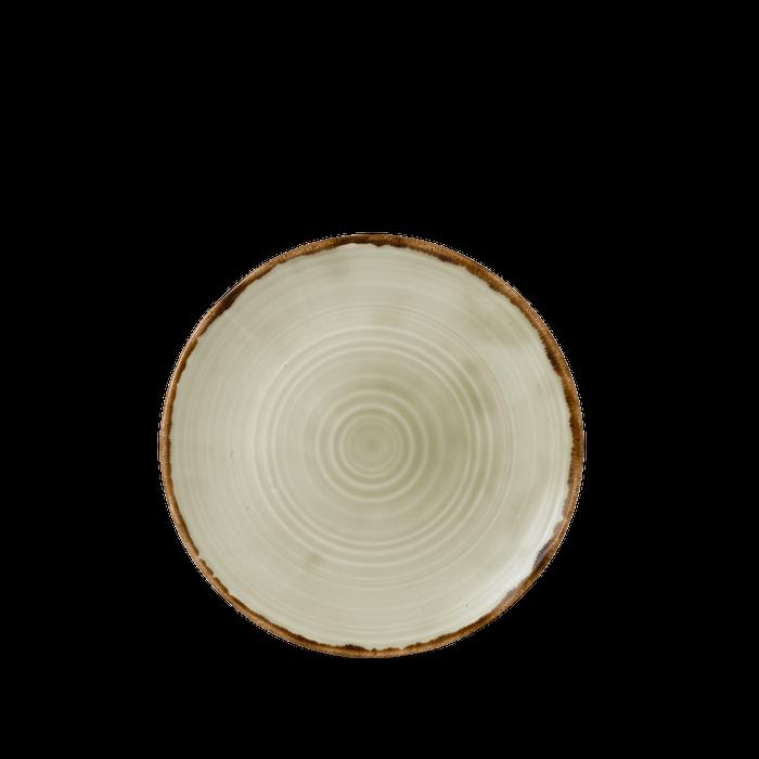 Dudson Harvest Linen organic coupe bord 23 cm