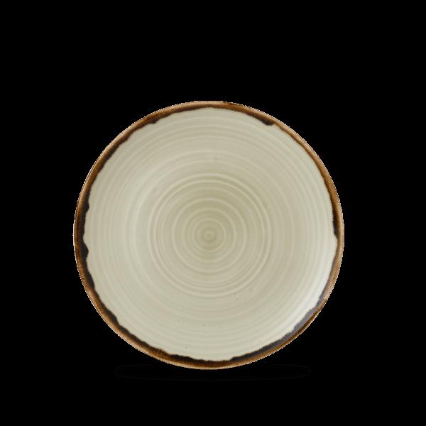 Dudson Harvest Linen organic coupe bord 27,5 cm