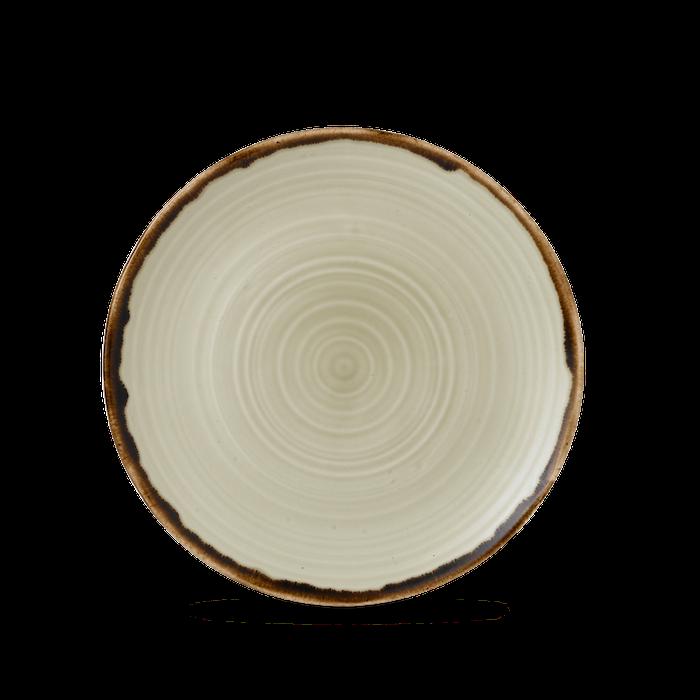 Dudson Harvest Linen organic coupe bord 29,5 cm