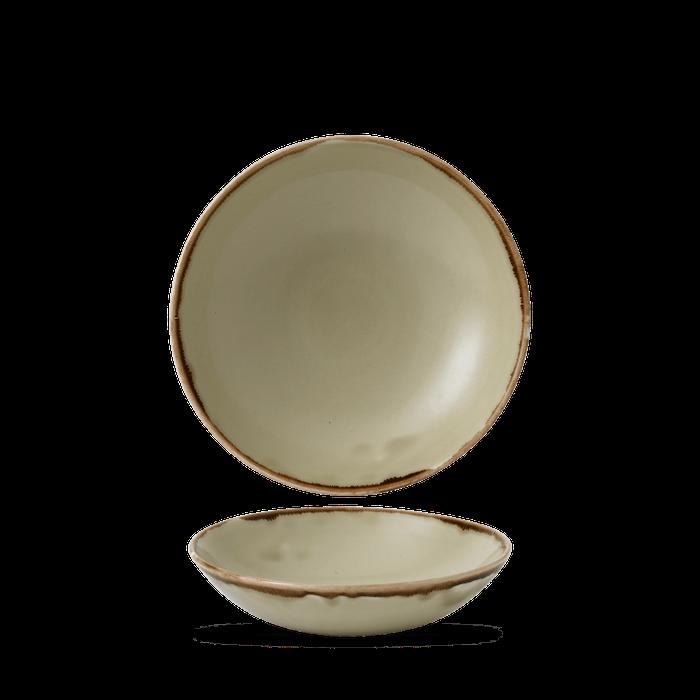 Dudson Harvest Linen coupe bowl 18,2 cm