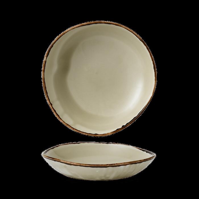 Dudson Harvest Linen organic bowl 25,3 cm