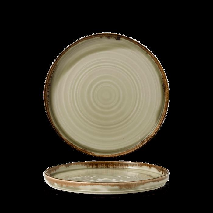 Dudson Harvest Linen walled plate 21 cm
