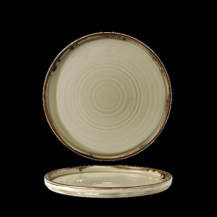Dudson Harvest Linen walled plate 26 cm
