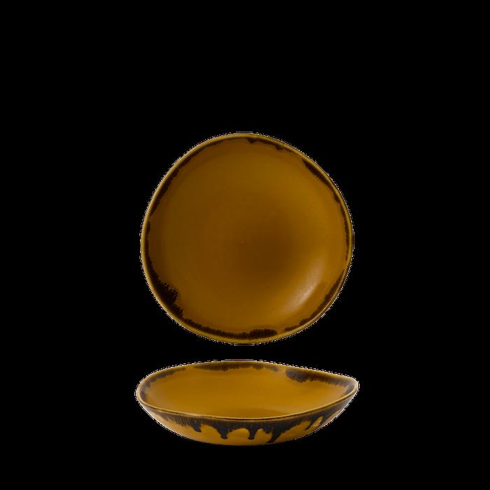 Dudson Harvest Mustard organic bowl 25,3 cm