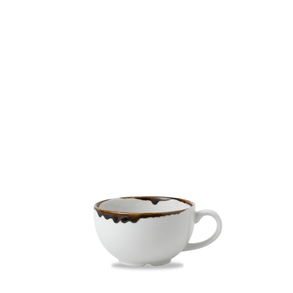 Dudson Harvest Natural cappuccino kop 22,7 cl